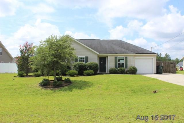 300 Bonnie Circle, Ellabell, GA 31308 (MLS #124420) :: Coldwell Banker Holtzman, Realtors
