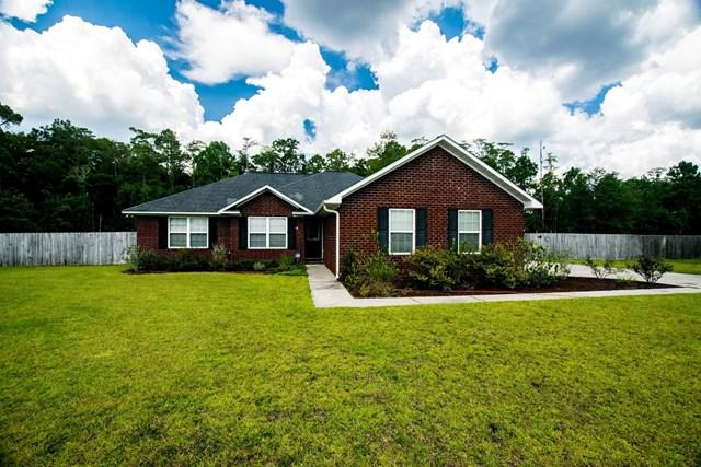88 Glynn Court, Hinesville, GA 31313 (MLS #124430) :: The Arlow Real Estate Group