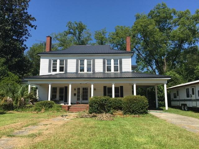 114 Church Street, Glennville, GA 30427 (MLS #124434) :: Coldwell Banker Holtzman, Realtors