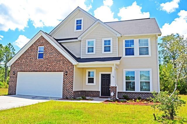 30 Anzio Avenue, Hinesville, GA 31313 (MLS #124437) :: The Arlow Real Estate Group