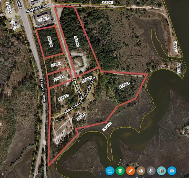 0 Coastal Highway, RICEBORO, GA 31320 (MLS #124534) :: Coldwell Banker Holtzman, Realtors