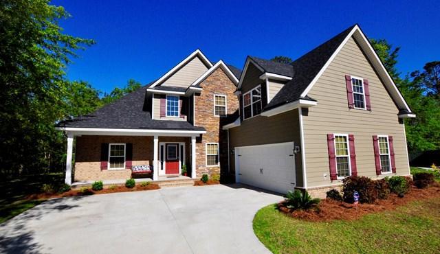620 Dalcross Drive, Richmond Hill, GA 31324 (MLS #124544) :: Coldwell Banker Holtzman, Realtors