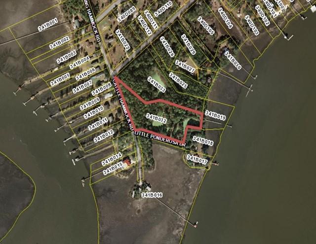 00 Cattle Hammock Road, Midway, GA 31320 (MLS #124646) :: Coldwell Banker Holtzman, Realtors