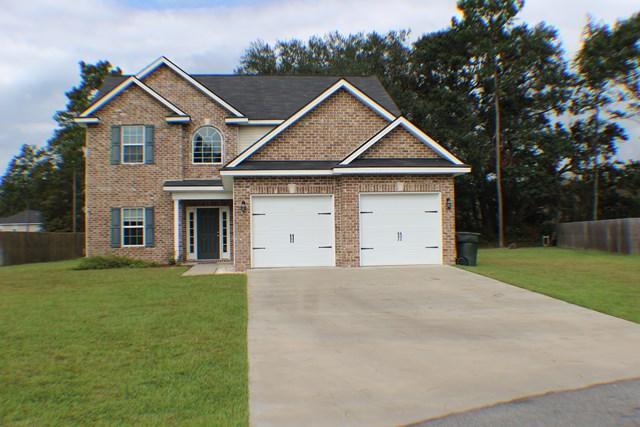 109 Arbor Circle Ne, Ludowici, GA 31316 (MLS #124941) :: Coldwell Banker Holtzman, Realtors