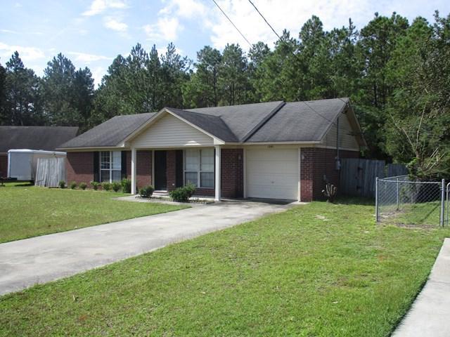 1381 Coalition Circle, Hinesville, GA 31313 (MLS #125007) :: Coldwell Banker Holtzman, Realtors