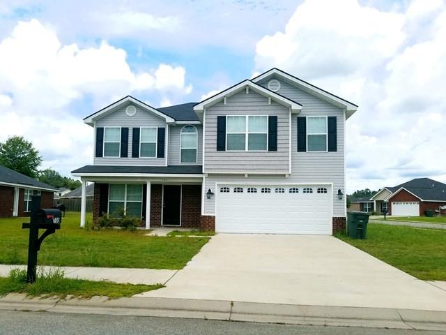 700 Cordele Circle, Hinesville, GA 31313 (MLS #125009) :: Coldwell Banker Holtzman, Realtors