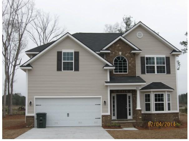 866 Forest Street, Hinesville, GA 31313 (MLS #125040) :: Coldwell Banker Holtzman, Realtors