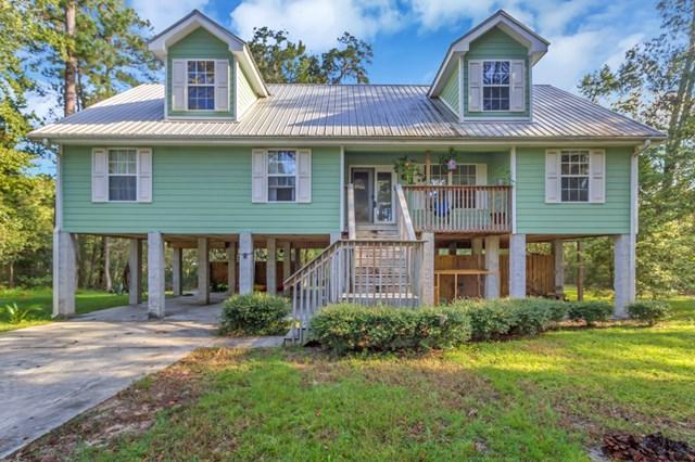 99 Laurel Drive, Midway, GA 31320 (MLS #125045) :: Coldwell Banker Holtzman, Realtors