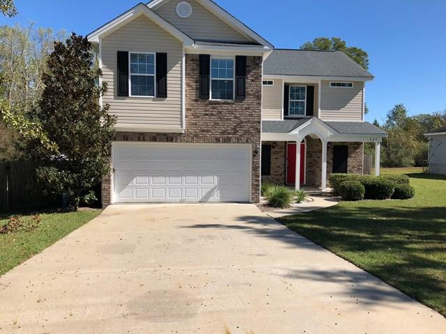 429 Auburn Circle, Glennville, GA 30427 (MLS #125363) :: Coldwell Banker Holtzman, Realtors