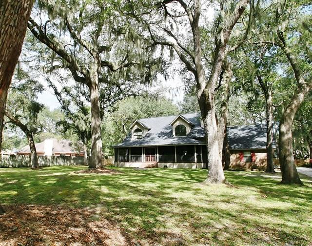 121 Oak Creek Court, Richmond Hill, GA 31324 (MLS #125510) :: Coldwell Banker Holtzman, Realtors