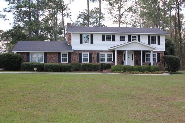 3982 West Hencart Road, Glennville, GA 30427 (MLS #125594) :: Coldwell Banker Holtzman, Realtors