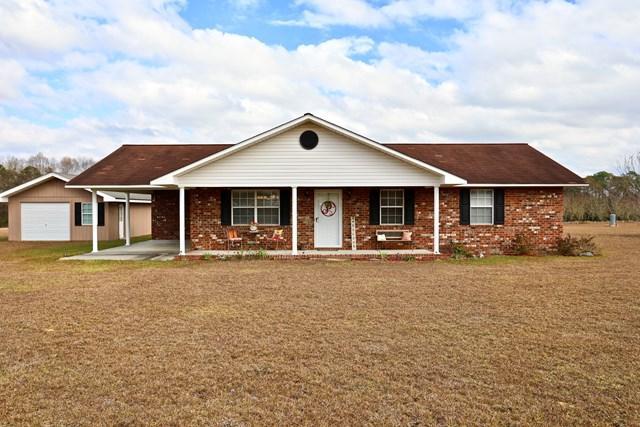 256 Daisy Circle, Glennville, GA 30427 (MLS #125595) :: Coldwell Banker Holtzman, Realtors