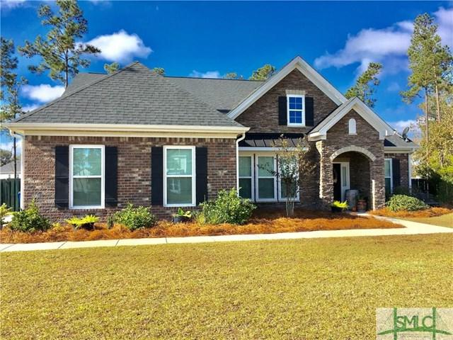 74 Castleoak Drive, Richmond Hill, GA 31324 (MLS #125714) :: The Arlow Real Estate Group