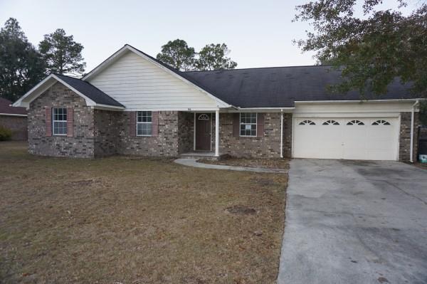 86 Stephanie Drive, Allenhurst, GA 31333 (MLS #129629) :: Coldwell Banker Holtzman, Realtors