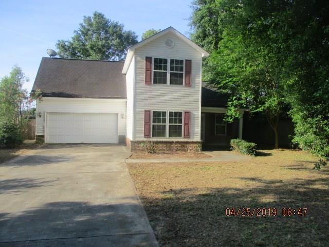 509 East Mendel Avenue, Glennville, GA 30427 (MLS #131102) :: Coldwell Banker Holtzman, Realtors