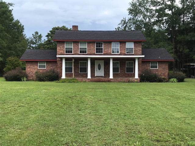 4022 West Hencart Road, Glennville, GA 30427 (MLS #132149) :: RE/MAX All American Realty