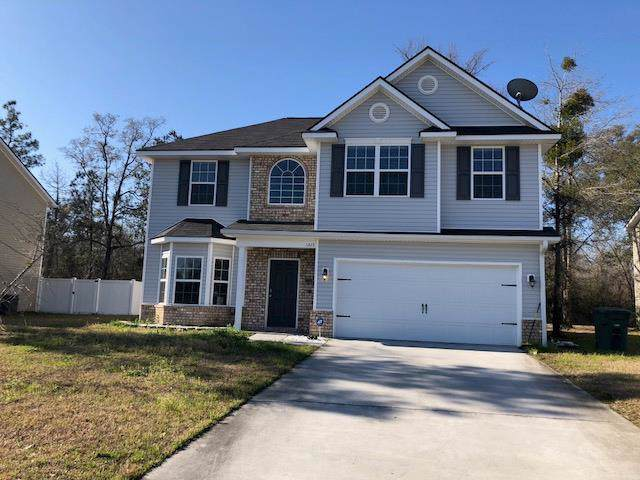 1223 Peacock Trail, Hinesville, GA 31313 (MLS #132351) :: RE/MAX All American Realty