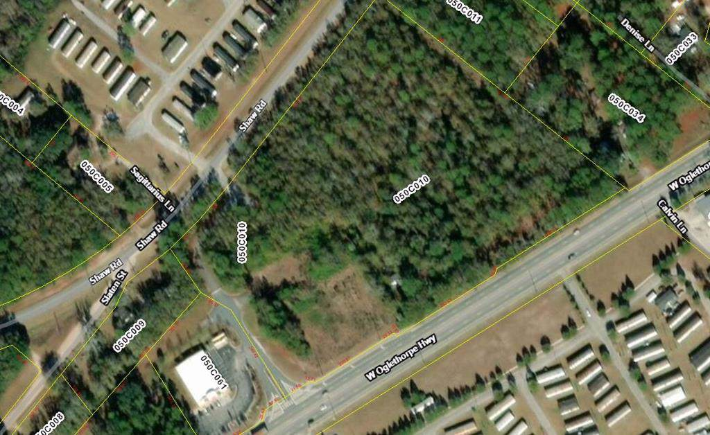Tract 4 West Oglethorpe Highway - Photo 1