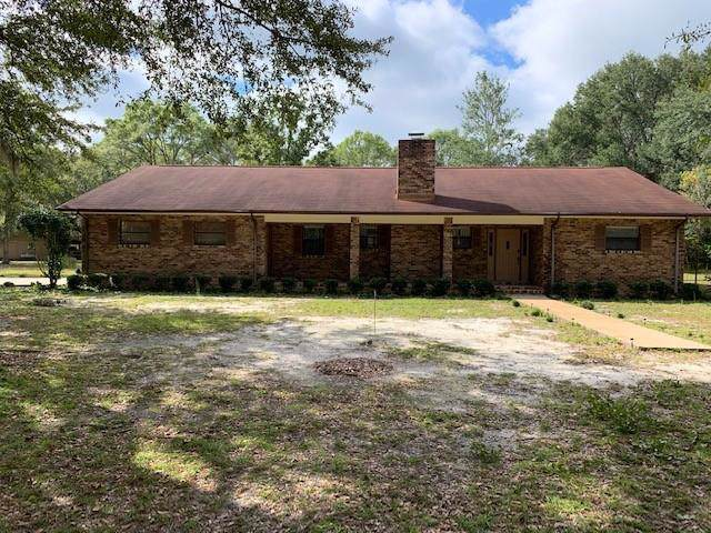 440 Oak Island Estates Road, Jesup, GA 31545 (MLS #132623) :: RE/MAX All American Realty