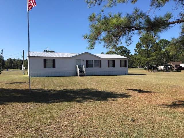 121 Ridge Road, Jesup, GA 31545 (MLS #132645) :: Coldwell Banker Holtzman, Realtors