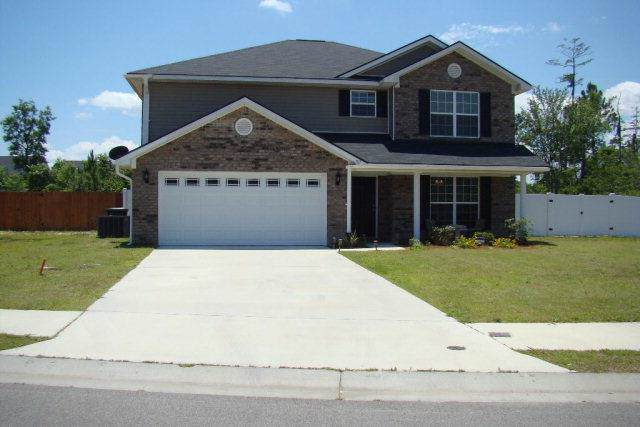 517 Wyckfield Way, Hinesville, GA 31313 (MLS #132658) :: RE/MAX All American Realty
