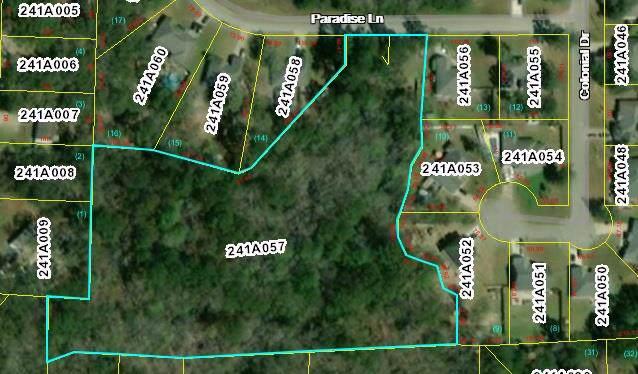 0 Paradise Lane, Midway, GA 31320 (MLS #133129) :: Coldwell Banker Holtzman, Realtors