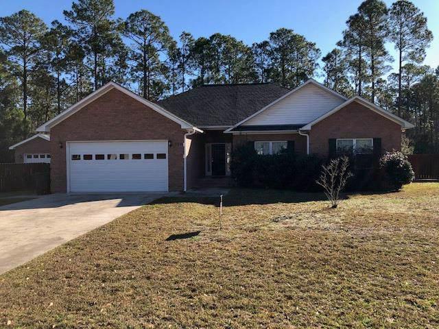 309 Ruben Wells Road, Hinesville, GA 31313 (MLS #133423) :: Coldwell Banker Holtzman, Realtors