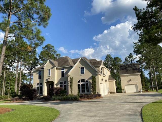 36 Eagle Drive, Jesup, GA 31546 (MLS #134712) :: Coldwell Banker Southern Coast