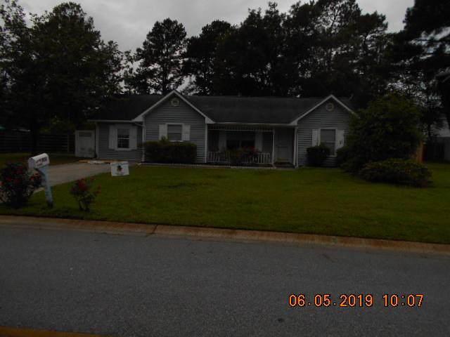 802 Barony Lane, Hinesville, GA 31313 (MLS #134756) :: Coldwell Banker Southern Coast