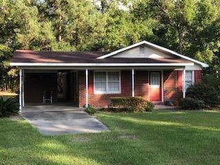 551 S. Brunswick Street, Jesup, GA 31546 (MLS #135008) :: Coldwell Banker Southern Coast