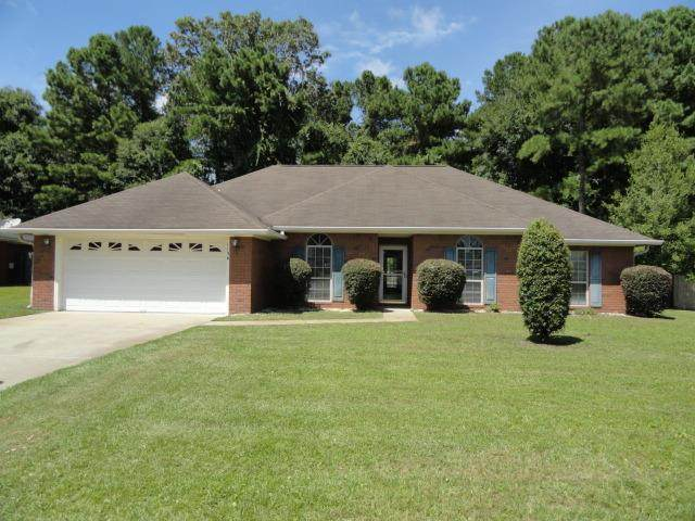 1136 Montclair Drive, Hinesville, GA 31313 (MLS #135347) :: Coldwell Banker Southern Coast