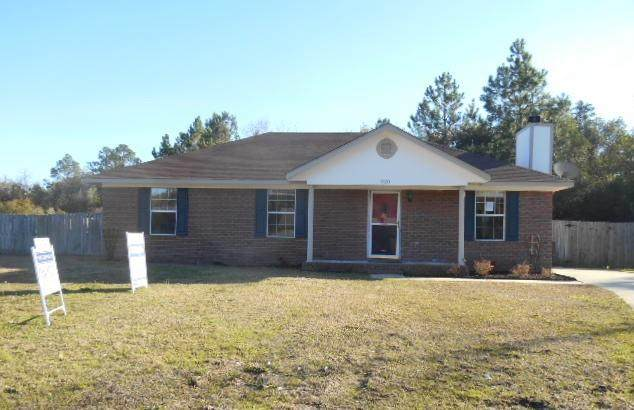 820 Waterfield Drive, Hinesville, GA 31313 (MLS #135938) :: Coldwell Banker Southern Coast