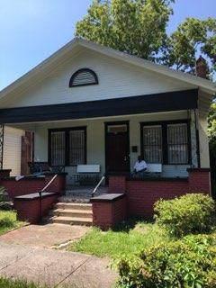 913 39th Street, Savannah, GA 31415 (MLS #137157) :: Coldwell Banker Southern Coast