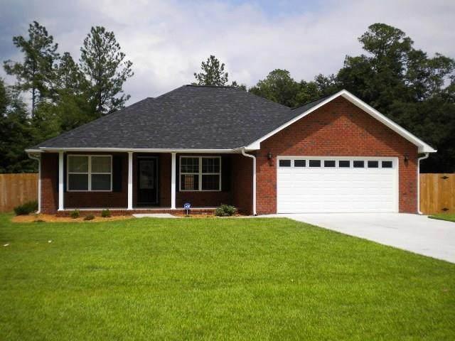 44 Woolard Way Ne, Ludowici, GA 31316 (MLS #137834) :: Coldwell Banker Southern Coast