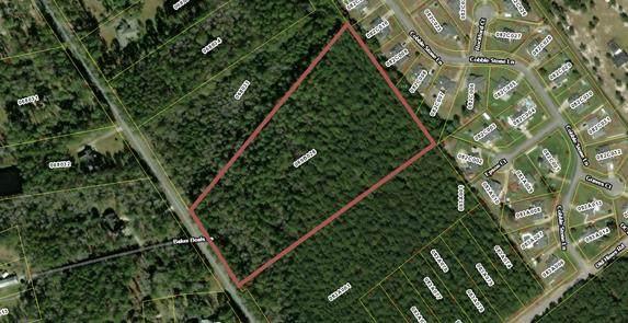 9.81AC Old Sunbury Road, Flemington, GA 31313 (MLS #139468) :: Coldwell Banker Southern Coast
