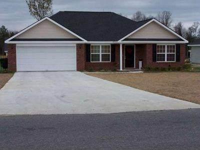 413 Banks Street, Glennville, GA 30427 (MLS #139493) :: Coldwell Banker Southern Coast