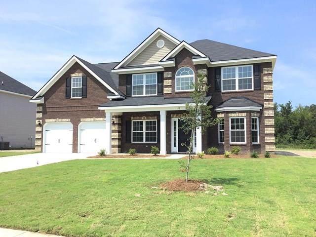 671 Red Oak Lane, Hinesville, GA 31313 (MLS #139860) :: Coldwell Banker Southern Coast