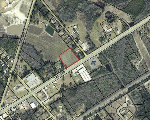 2.17 AC Highway 84, Ludowici, GA 31316 (MLS #139938) :: RE/MAX Eagle Creek Realty