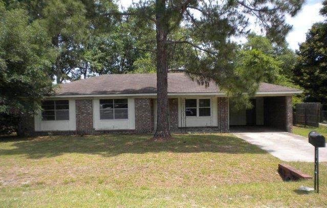 110 Bell Court, Hinesville, GA 31313 (MLS #140833) :: Coldwell Banker Southern Coast
