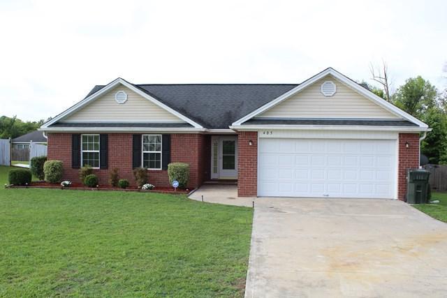 405 Banks Street, Glennville, GA 30427 (MLS #123380) :: Coldwell Banker Holtzman, Realtors