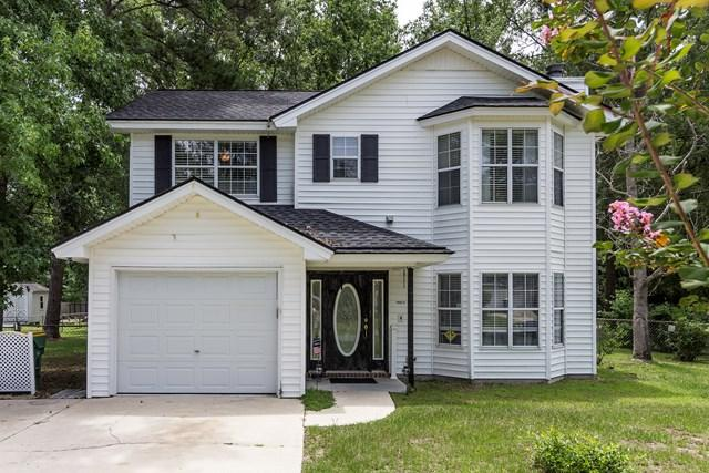 460 Greenwich Drive, Richmond Hill, GA 31324 (MLS #123610) :: The Arlow Real Estate Group