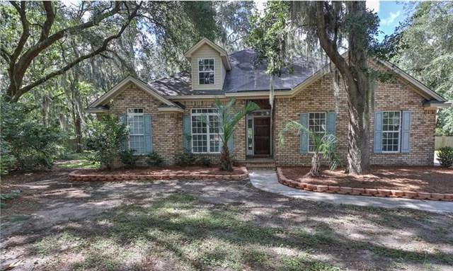 9 Oak Creek Road, Richmond Hill, GA 31324 (MLS #124264) :: Coldwell Banker Holtzman, Realtors