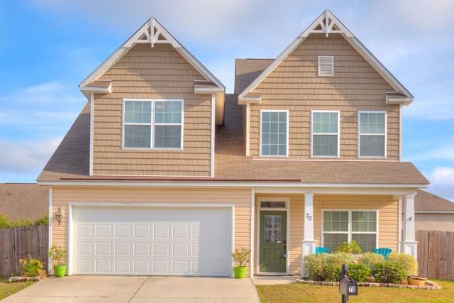 70 Chesnut Oak Drive, Richmond Hill, GA 31324 (MLS #125433) :: Coldwell Banker Holtzman, Realtors