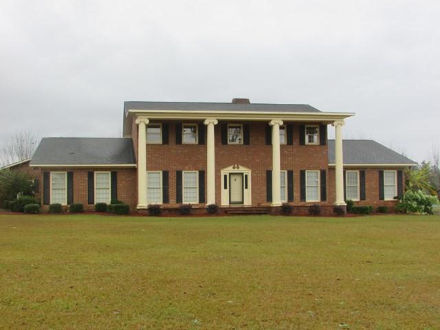 873 Pecan Road, Glennville, GA 30427 (MLS #125606) :: Coldwell Banker Holtzman, Realtors