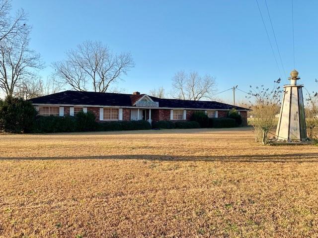 709 Highway 144 East, Glennville, GA 30427 (MLS #129897) :: Coldwell Banker Holtzman, Realtors