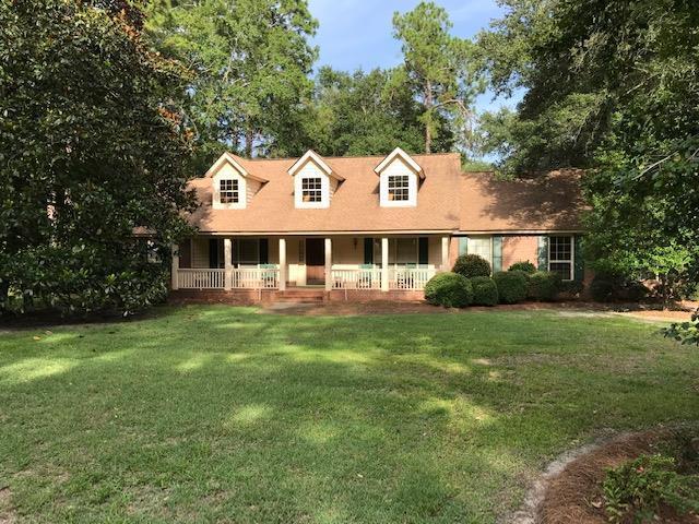 816 Jacks Hill Road, Hinesville, GA 31313 (MLS #131183) :: Coldwell Banker Holtzman, Realtors