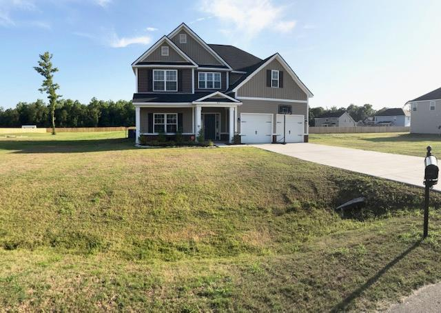 39 Red Rock Court Ne, Ludowici, GA 31316 (MLS #131425) :: RE/MAX All American Realty