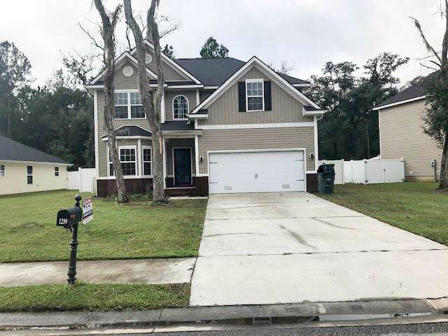 1289 Peacock Trail, Hinesville, GA 31313 (MLS #132859) :: RE/MAX All American Realty