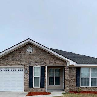701 Cordele Circle, Hinesville, GA 31313 (MLS #133478) :: RE/MAX All American Realty