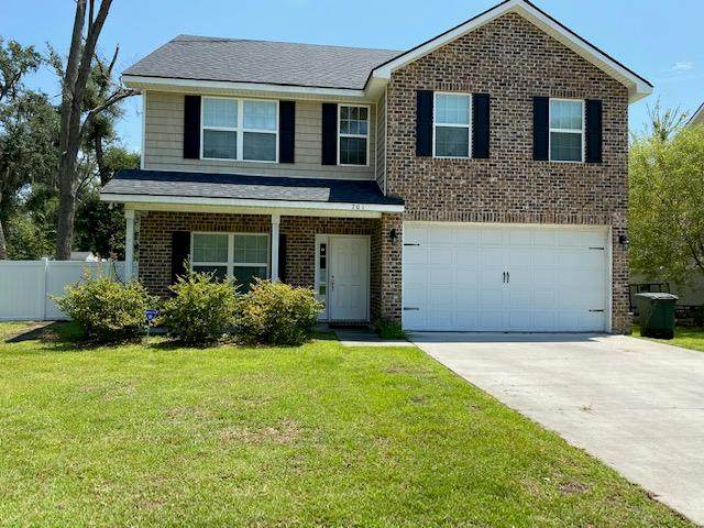 701 Eden Lane, Hinesville, GA 31313 (MLS #135451) :: Coldwell Banker Southern Coast